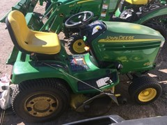 Lawn Mower For Sale 2002 John Deere GT225 , 16 HP