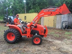 Tractor For Sale 2016 Kubota L3901