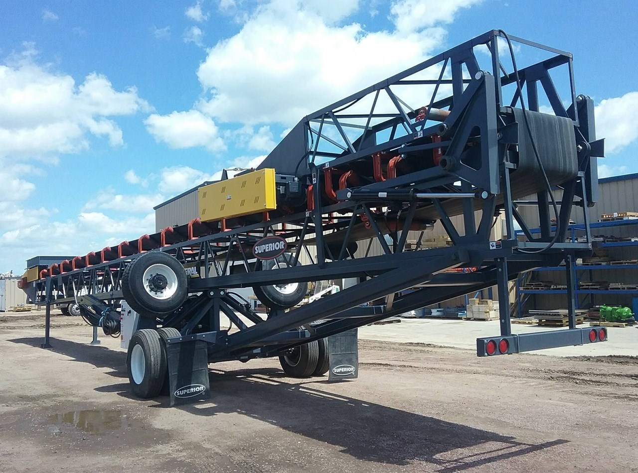 2019 Superior 36X80PRSC Conveyor - Stacking For Sale