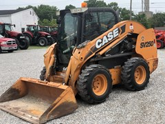 Skid Steer For Sale 2011 Case SV250 , 76 HP