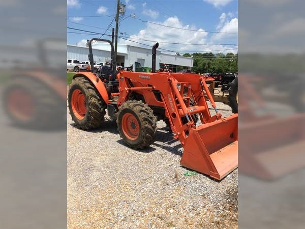 2018 Kubota M7060HD Tractor For Sale