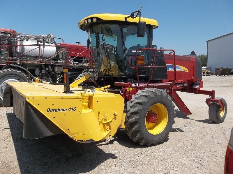 2013 New Holland H8060 Speedrower Windrower-Self Propelled For Sale