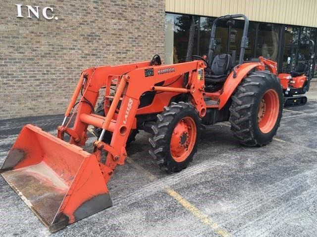2008 Kubota M7040HD Tractor For Sale