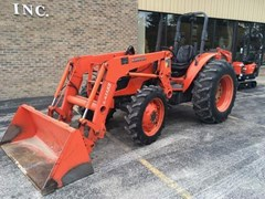 Tractor For Sale 2008 Kubota M7040HD , 70 HP