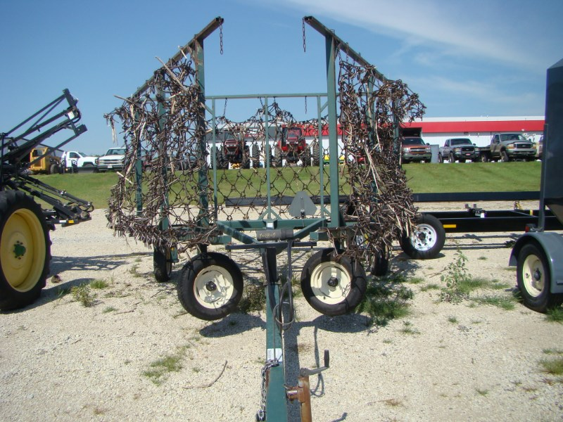 2011 Fuerst 36' harrow Misc. Ag For Sale