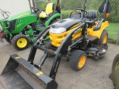 Tractor For Sale 2009 Cub Cadet SC2400 , 24 HP