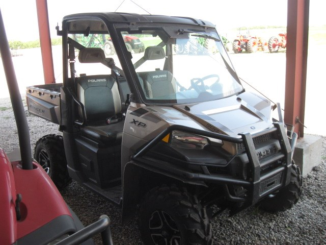 2015 Polaris 900 XP EPS Utility Vehicle For Sale