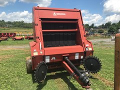 Baler-Round For Sale 2000 Hesston 565T