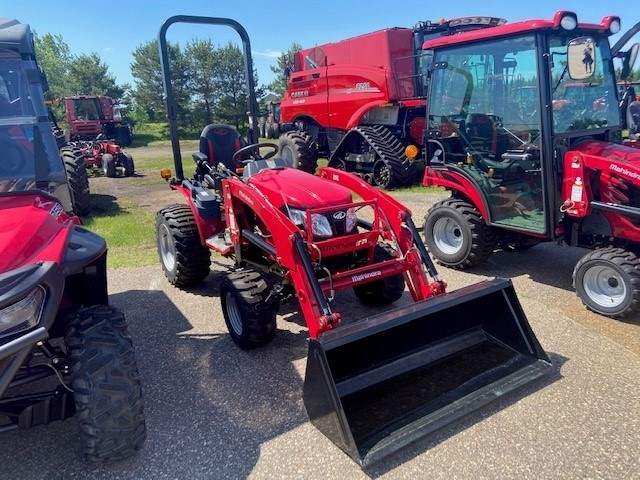 2019 Mahindra EMAXL25 Tractor - Compact For Sale