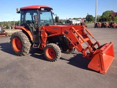 Tractor For Sale 2007 Kubota L5740HSTC , 59 HP