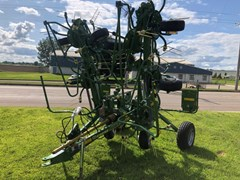 Tedder For Sale 2019 Krone KWT882DB