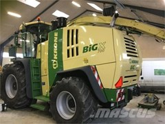 Forage Harvester-Self Propelled For Sale 2017 Krone BIG X 700