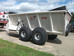 Manure Spreader-Dry/Pull Type For Sale 2018 Kuhn Knight SLC126