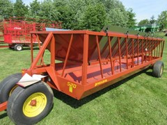 Feeder Wagon-Portable For Sale 2017 Pequea 520