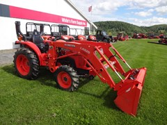 Tractor - Compact For Sale 2015 Kubota L2501DT , 25 HP