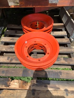 Weights For Sale 2017 Kubota L8066A