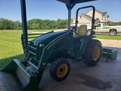 Tractor For Sale 2011 John Deere 3720 , 44 HP