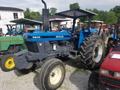 Tractor For Sale 1999 New Holland 5610S , 66 HP