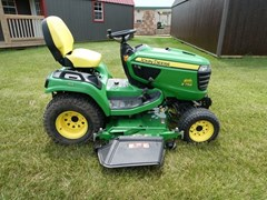 Riding Mower For Sale 2016 John Deere X758 , 25 HP