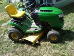 Riding Mower For Sale 2004 John Deere L118 , 22 HP