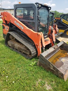 Skid Steer-Track For Sale 2011 Kubota SVL75H