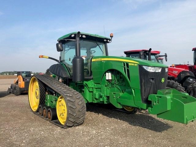 2014 John Deere 8335RT Tractor For Sale