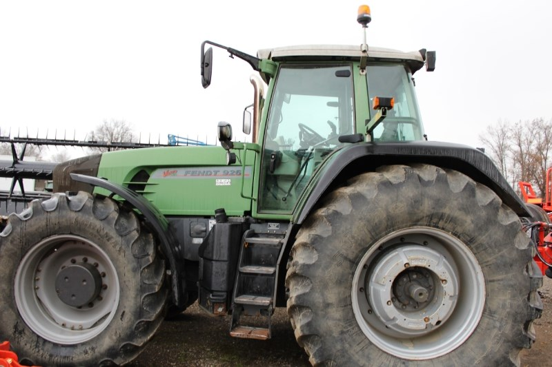 2003 Fendt 926 Tractor For Sale » Lowe and Young, Inc , Ohio