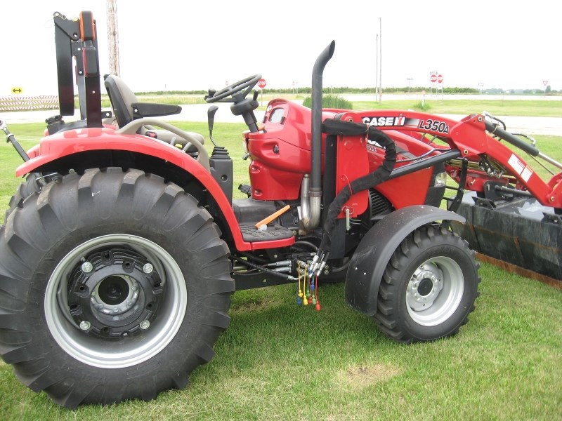 2017 Case IH 45C Tractor For Sale