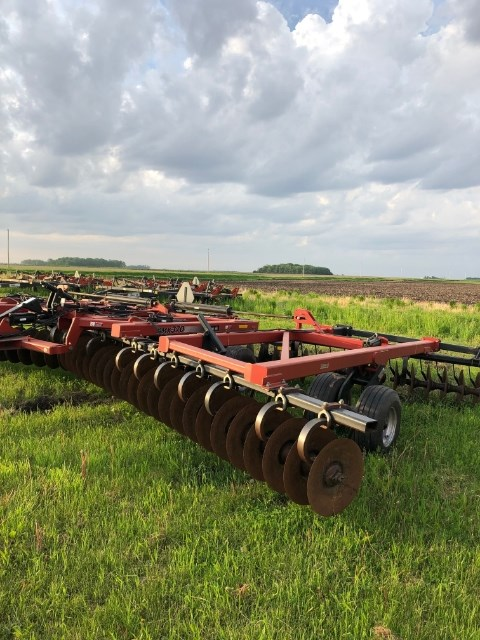 Case IH 370 Disk Harrow For Sale