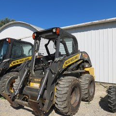 Skid Steer For Sale 2017 New Holland L220