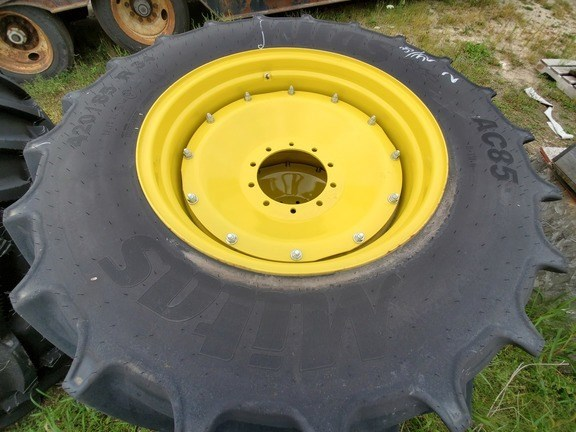 Titan 8345R Wheels and Tires For Sale