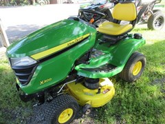 Lawn Mower For Sale 2015 John Deere X300 , 18 HP