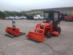 Tractor For Sale:  2002 Kubota BX2200D , 22 HP