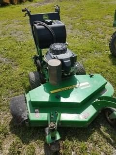 Walk-Behind Mower For Sale 2012 John Deere WG48A , 14 HP