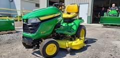 Lawn Mower For Sale 2015 John Deere X320 , 22 HP