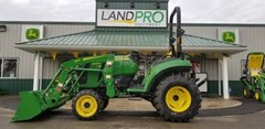 Tractor - Compact Utility For Sale 2018 John Deere 2038R , 38 HP