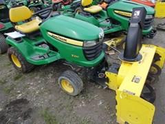 Lawn Mower For Sale 2008 John Deere X320 , 22 HP