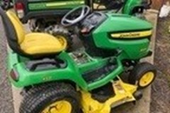 Lawn Mower For Sale 2009 John Deere X534 , 24 HP