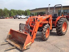 Tractor For Sale:  2006 Kubota M5700SD2F , 57 HP