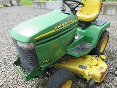 Lawn Mower For Sale 2001 John Deere 345 , 20 HP