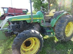 Tractor - Utility For Sale 2002 John Deere 5520 , 75 HP