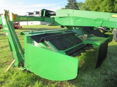 Mower Conditioner For Sale 2012 John Deere 835