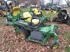 Zero Turn Mower For Sale 2015 John Deere Z925M EFI , 25 HP
