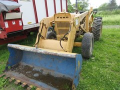 Tractor - Utility For Sale 1969 Ford 3400