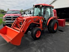 Tractor - Compact For Sale 2008 Kubota L3940HSTC , 39 HP