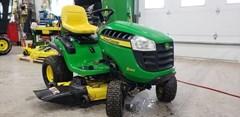 Lawn Mower For Sale 2014 John Deere D140 , 22 HP
