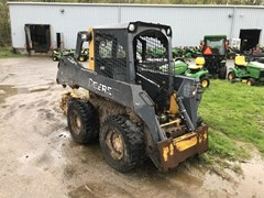 Skid Steer For Sale 2014 John Deere 318E