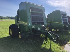 Baler-Round For Sale 2015 John Deere 459 Silage Special