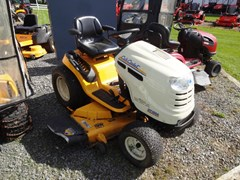 Riding Mower For Sale 2009 Cub Cadet GT1554 , 27 HP