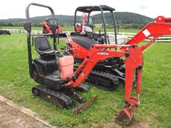 Excavator-Mini For Sale 2006 Kubota K008-3 , 10 HP